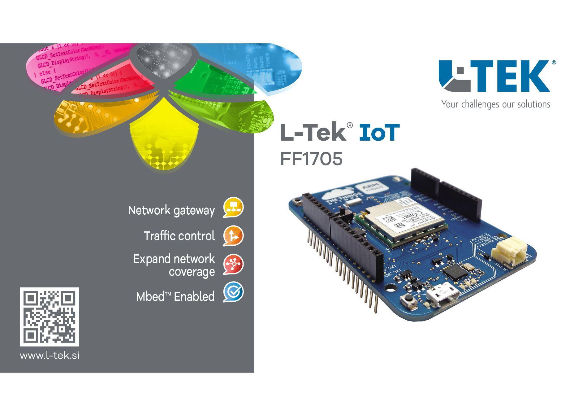 L-Tek FF1705