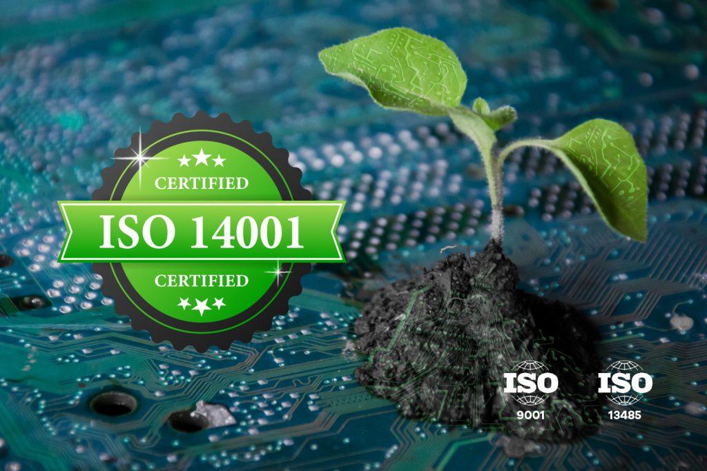 L-Tek ISO 14001:2015